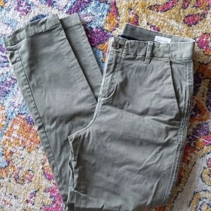 Girlfriend chinos from Gap